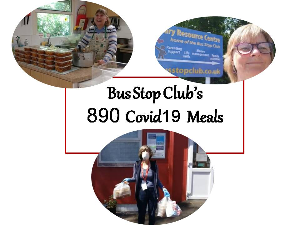 890 Covid Meals