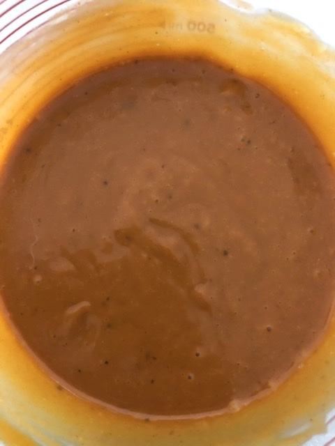 Sweet Baby Ray's Chicken marinade