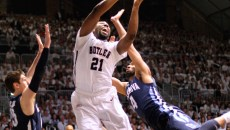 Junior Roosevelt Jones is expected to play Saturday. (Collegian File Photo)