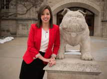 Junior Katelyn Sussli is the only candidate that has applied to be SGA president for 2015 as of now.