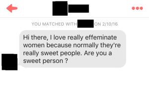 Tinder convo 2