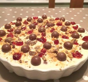 Malteser Cheesecake 1