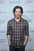 Jason Reitman arrives at Montecito Restaurant for the film party presented by Audi after the special presentation screening of The Judge during the Toronto International Film Festival.