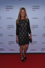 Ellen H. Schwartz arrives at Nota Bene for the film party presented by Audi after the special presentation screening of The Good Lie during the Toronto International Film Festival.