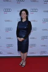 Karen Kehela Sherwood arrives at Nota Bene for the film party presented by Audi after the special presentation screening of The Good Lie during the Toronto International Film Festival.