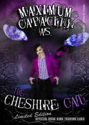 Max as Cheshire Cat