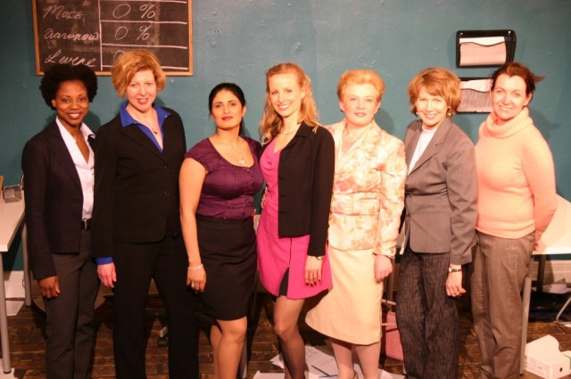 Glengarry Glenross all female cast 2015