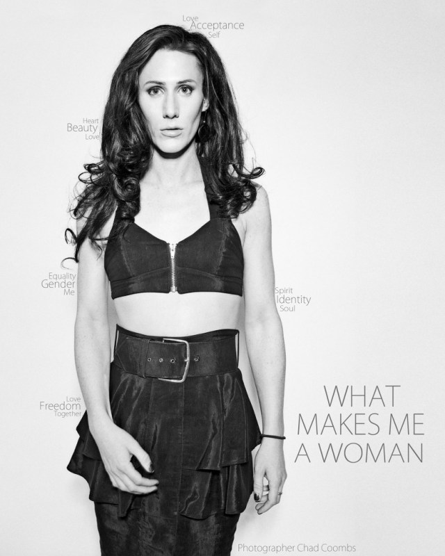 what makes me a woman