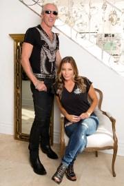 Dee Snider and Tayler Dayne