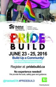 pride build