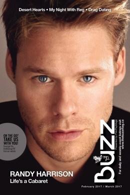 theBUZZ magazine February 2017