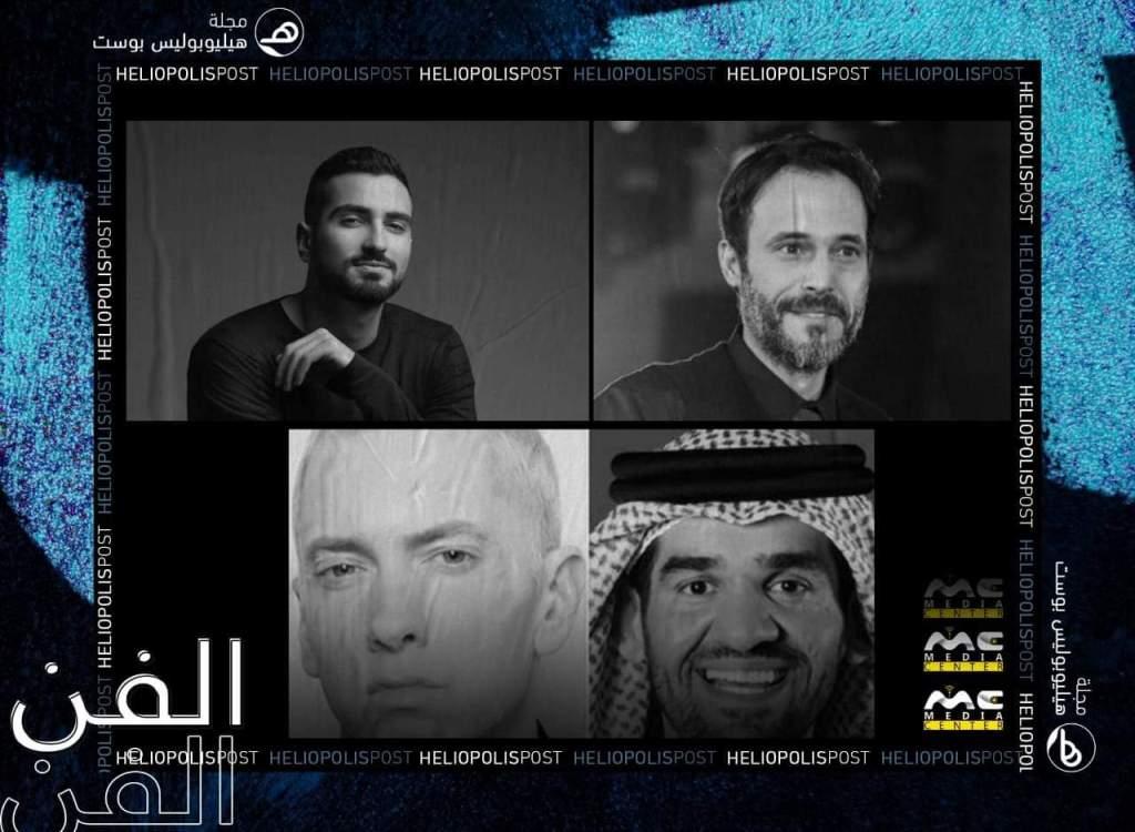 """صدق أول لا تصدق تعاون """"حسين الجسمي"""" مع المغني العالمي """"ايمنيم"""""""