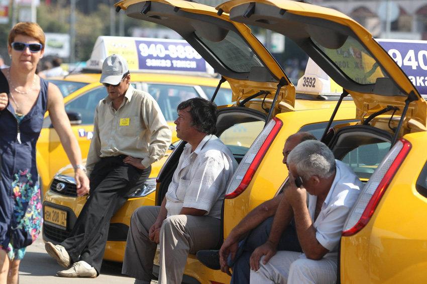 На какой стадии закон о такси
