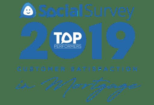 Social Survey   Top Performer in Customer Satisfaction   AmCap Home Loans   Mortgage Lender   Texas