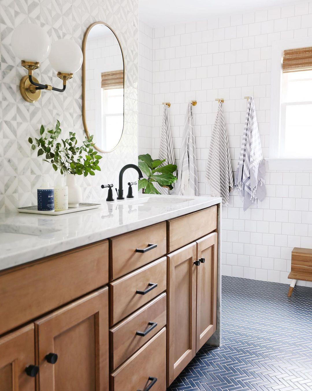 2021's Trending Bathroom Designs - The Cabinet Doctors