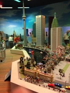 View of Mini-Toronto