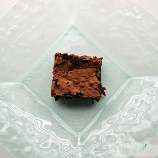 Mocha Almond Brownies