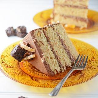 Chocolate Orange Spice Cake