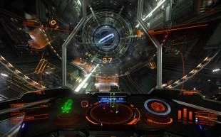 Landing my Lakon Type 6 inside the Stephan Orbital of the Kungun system