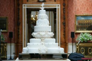 The History of Wedding Cakes.