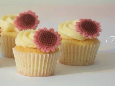 cupcakes de choco blanco
