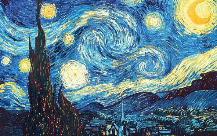 Starry Night de Van Gogh