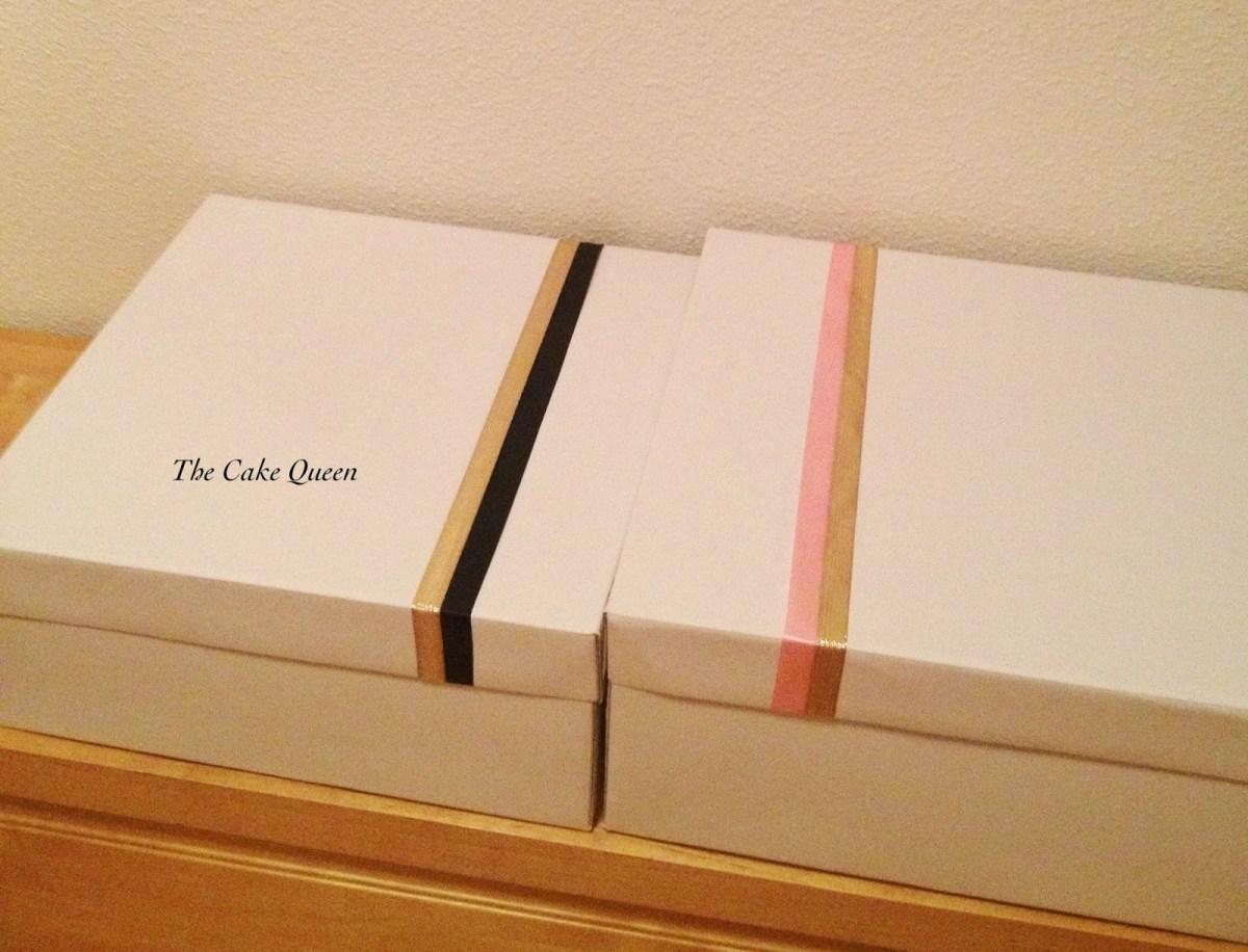 cajas zapatos ruth y javi