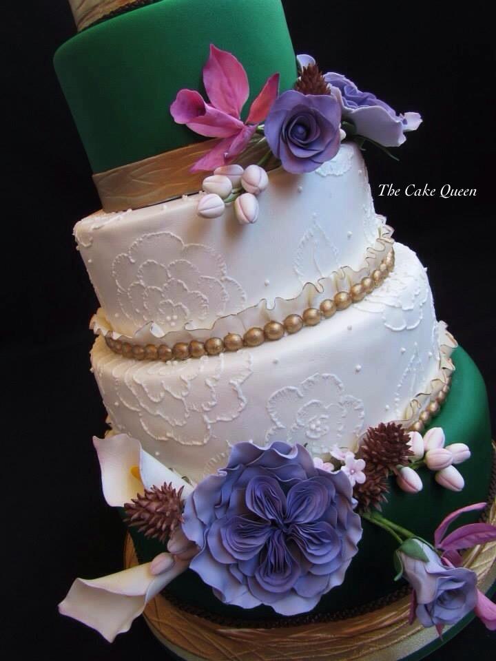 Mi tarta para Expotarta 2014