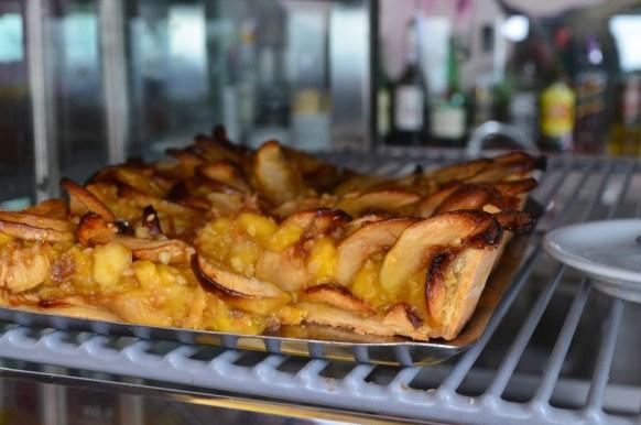 Mi ruta gastronómica por Madeira: Tarta de manzanas