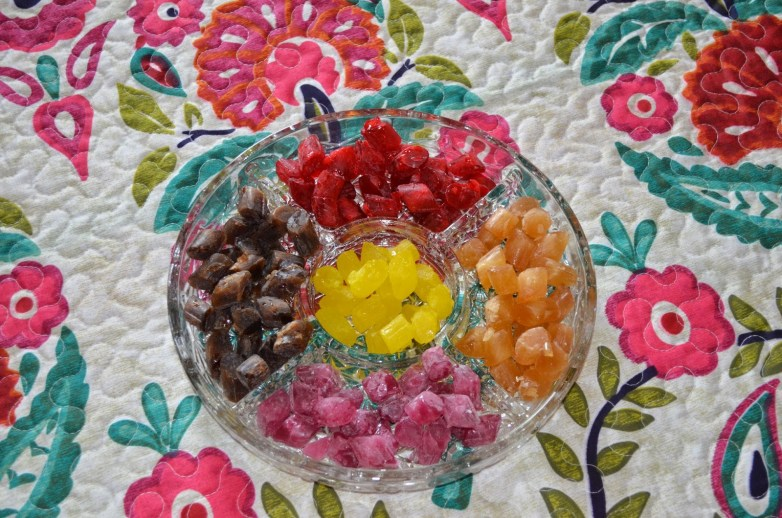 MI ruta gastronómica por Madeira: Reboçados de Funcho, caramelos de hinojo