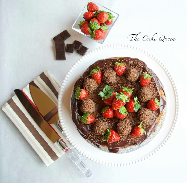 Cheesecake de chocolate, la mejor cheesecake de chocolate del mundo
