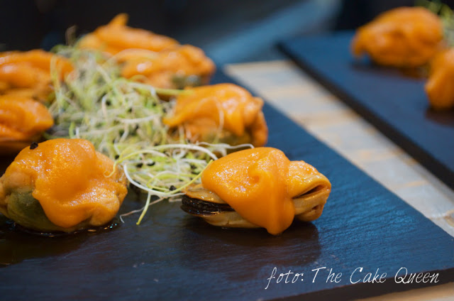 Mejillones del restaurante La Lata Montada
