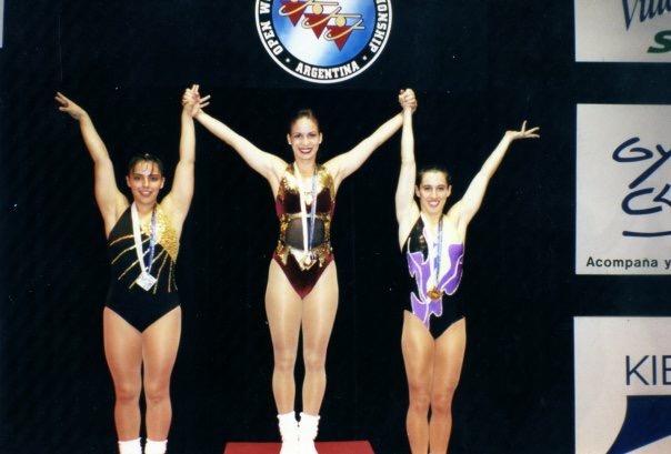 Campeonato mundial de aerobics deportivo en Argentina