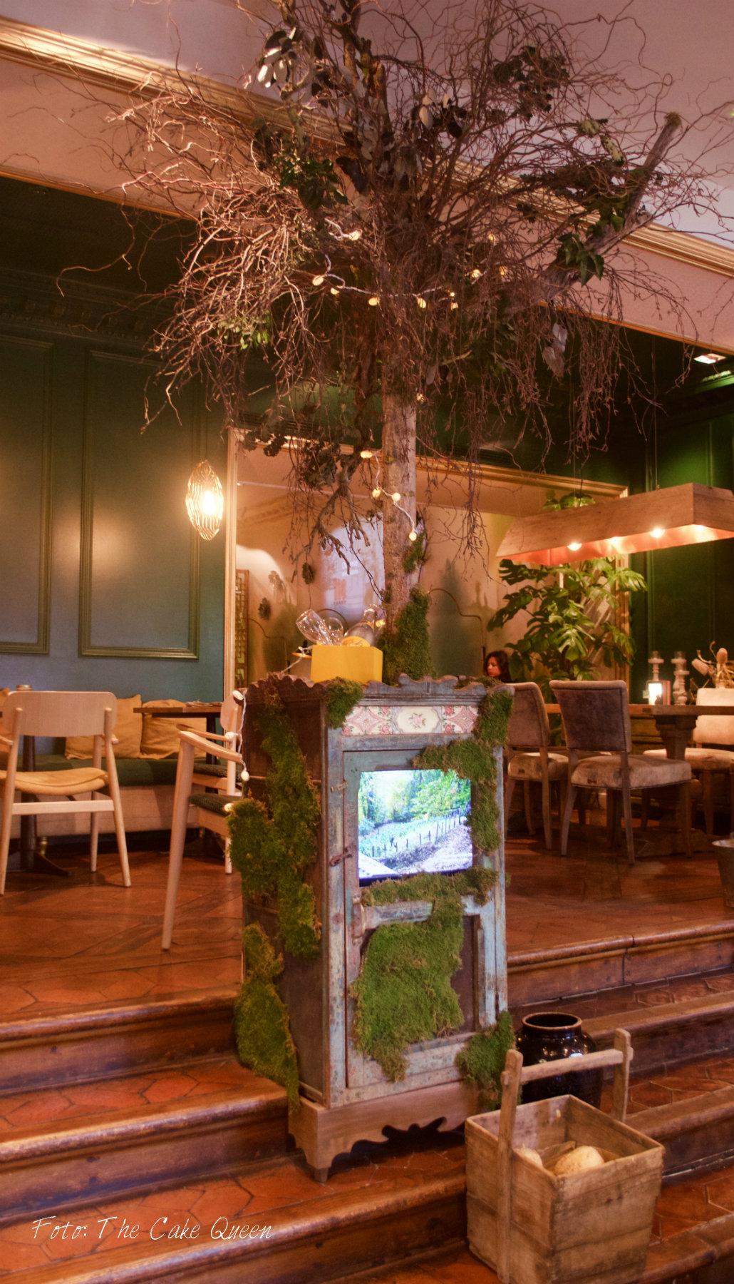 BumpGreen, un sitio lleno de detalles muy chulos que hacen que el restaurante sea especial