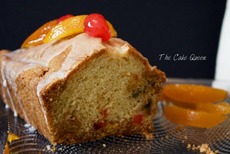 Plum cake celestial