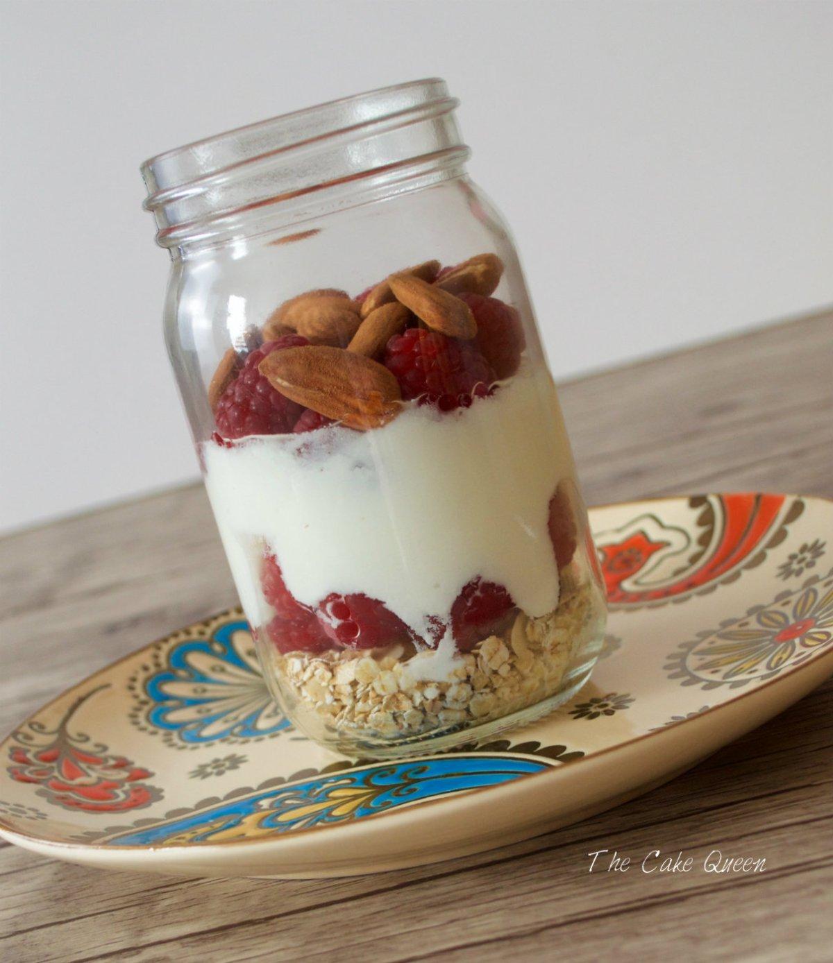 desayuno fit para el madrugador