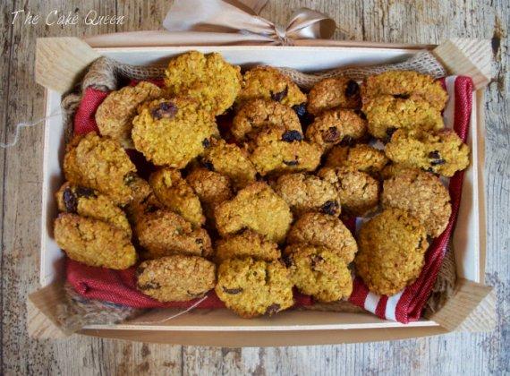 Galletas de batata, sin gluten y veganas