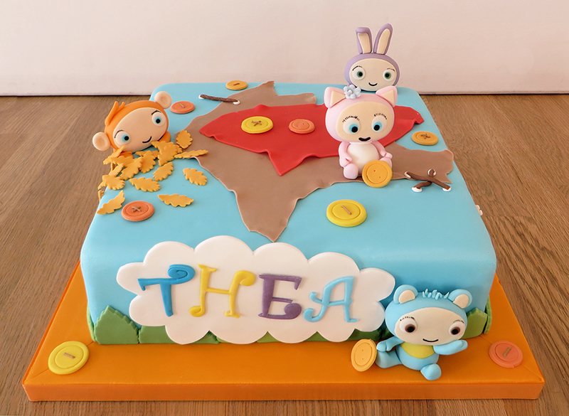 Character Birthday Cakes Asda ~ Pokemon birthday cake asda the best cake of