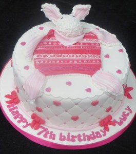 Schnuggli blankie Birthday Cake