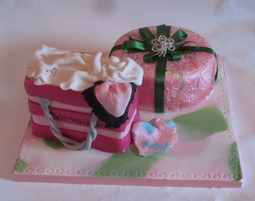 Bridal Shower Gifts cake