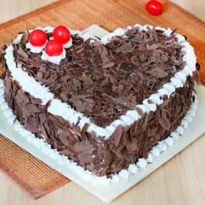 Vintage Black Forest Cake