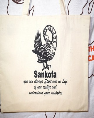 Canvas Bag – Adinkra