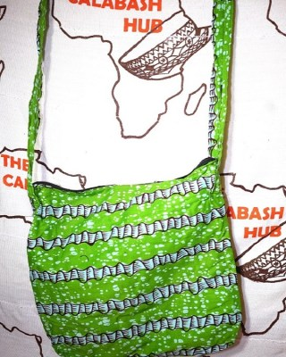 Batik Bag (Bamboo) (sale)