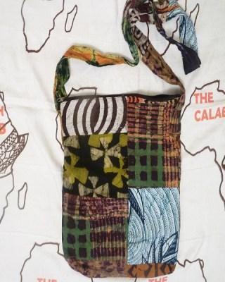 Batik Bag (Patch2) (sale)
