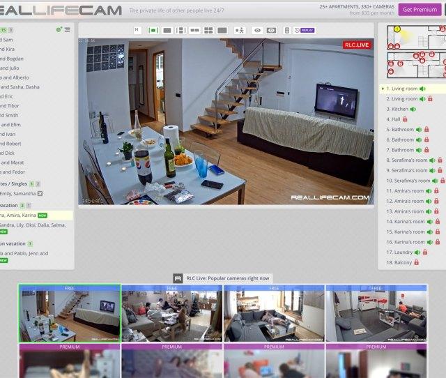 Reallifecam Real Life Cam Reallifecam Com Live Voyeur Cams