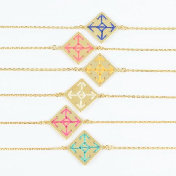 The Camelia bijoux - Bracelets Socco