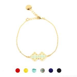 Bracelet Chouara mint 6 couleurs