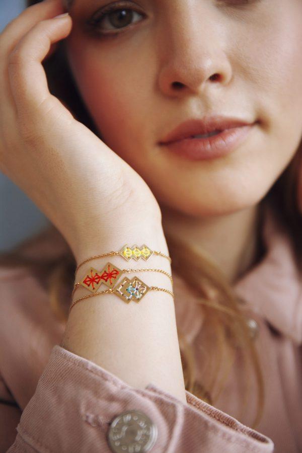 Bracelet Chouara + Drâa + Mellah