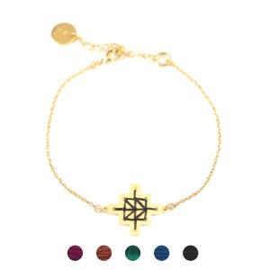 Bracelet Mouassine 5 couleurs