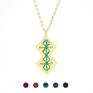 Collier Chouara 5 couleurs